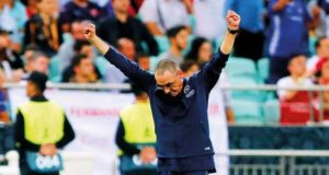 Juventus names Sarri new coach