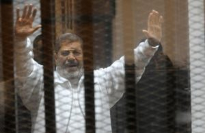How Egypt's former president Morsi was buried in Cairo