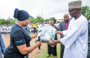 Kwara NYSC camp not fit for human beings -AbdulRazaq