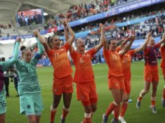 FIFA WWC: Netherlands book maiden quarter-finals ticket