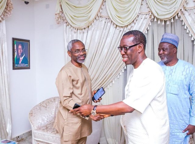 Gbajabiamila's contributions to nation's growth commendable -Okowa