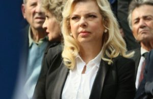 Sara Netanyahu, wife of Israeli PM, convicted