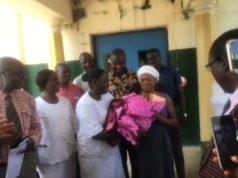 Jos: Hospital hands over stolen baby to biological parents