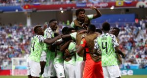 AFCON: NFF receives money to settle Super Eagles, thanks Buhari