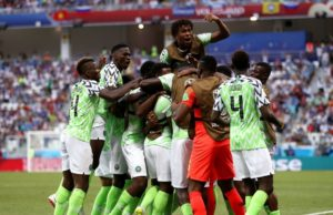 BREAKING: AFCON: Super Eagles in semi final, send S'Africa home
