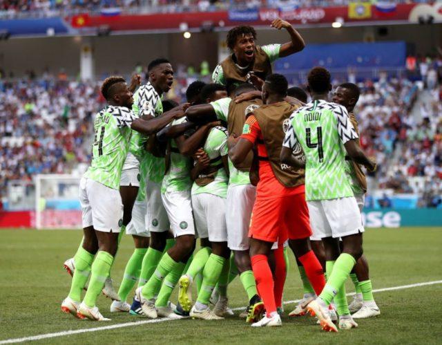 BREAKING: AFCON: Super Eagles in semi final, send S'Africa home