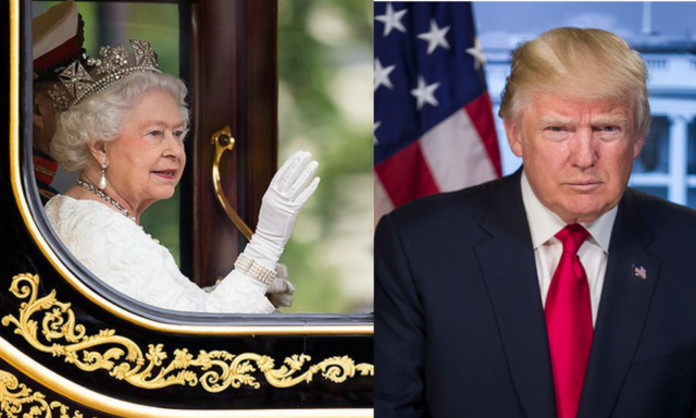 Donald Trump itinerary as he begins UK state visit