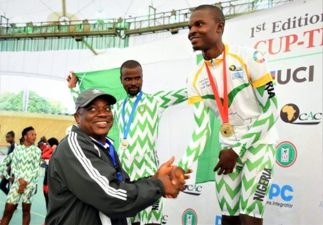 Africa Cup Track: Nigeria leads table with 21 medals