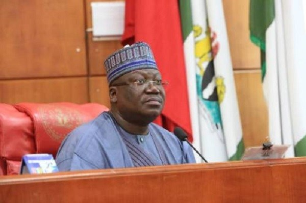 Coronavirus: There'll be trouble in case of total lockdown, Lawan warns FG