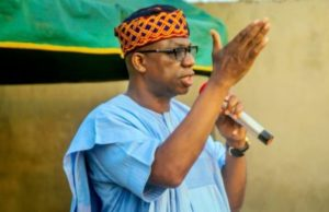 Uncompleted works: Abiodun angry, queries contractors over paid for job