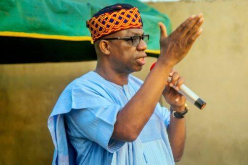 Ogun: 'Oko wo Dapo' not national cake –Dapo Abiodun