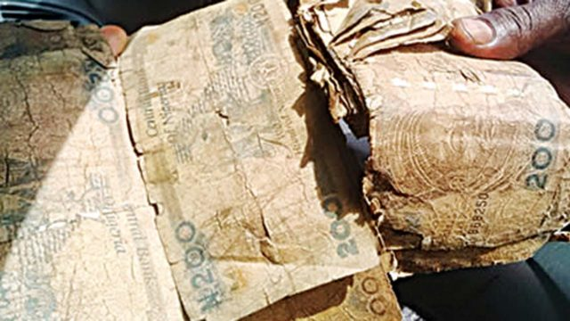 CBN blames dirty, mutilated Naira notes on poor handling