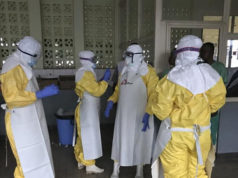 Ebola spreads to remote, militia-run Congo territory