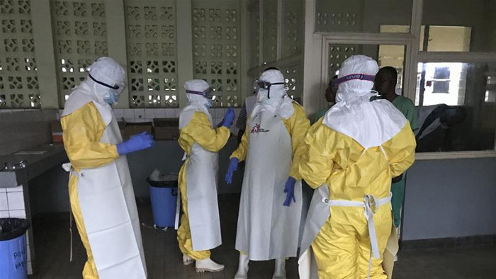 Three fresh cases of Ebola confirmed in DRC –WHO