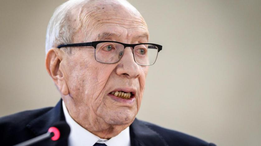 President Essebsi of TunIsia dies aged 92