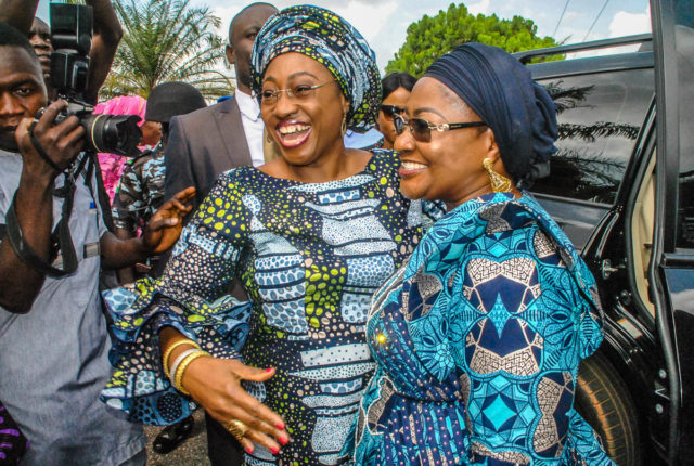 Ekiti First Lady, Fayemi, urges Osun women to support Governor Oyetola