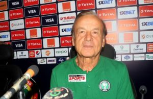 AFCON: What Rohr, Tunisian coach Giresse say about third place match