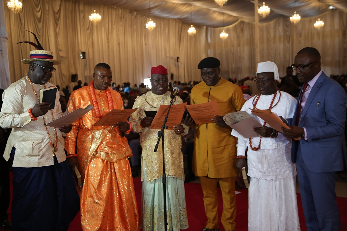 Why accountability is indispensable tool of management -Okowa