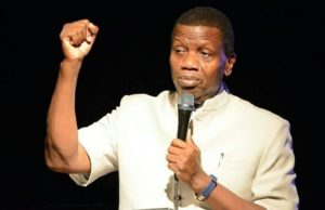 Adeboye to congregation: Pray for release of RCCG's kidnapped pastors