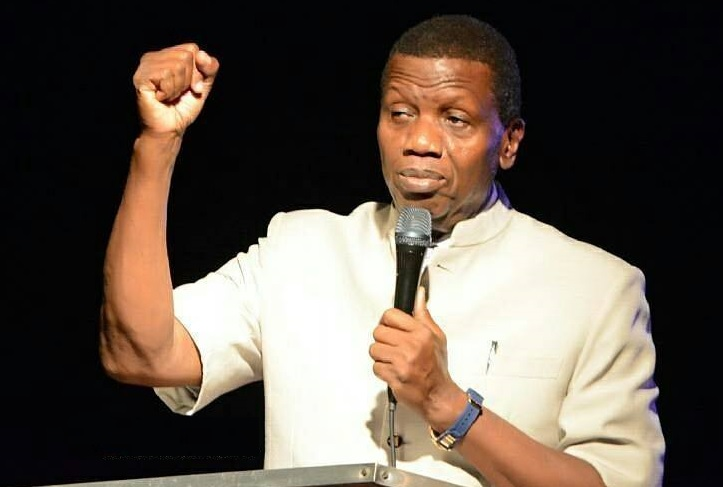 COVID-19: Our journey to normalcy has started, Adeboye declares