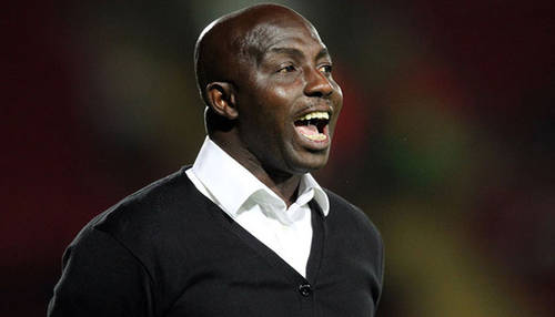 FIFA ban: Siasia says legal team preparing his defence, urges for calm