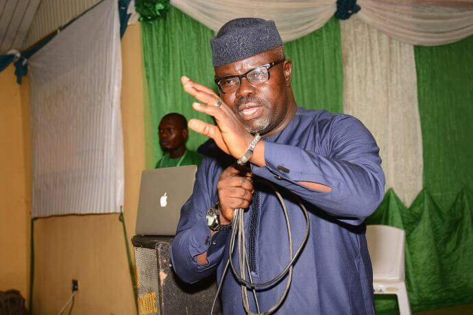 Investments in education without discipline is a waste –Okanlawon