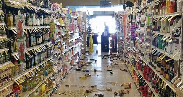 California quakes: Shaken communities take stock of damage