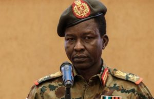 Deadly crackdown: Sudan to charge eight military officers