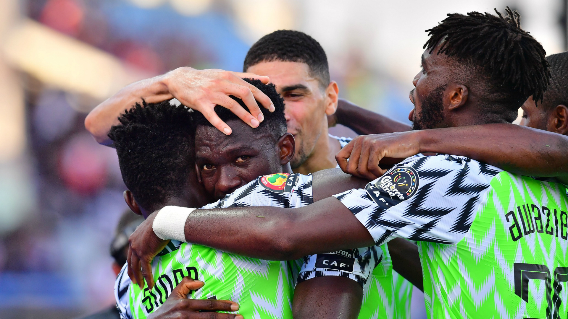 FIFA Ranking: Nigeria drops by one spot, now world 35th