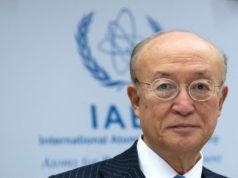 U.N. nuclear watchdog chief, Amano, dies aged 72
