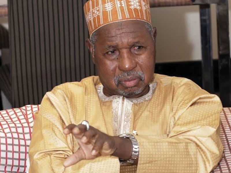 103 kidnapped persons rescued by security forces in Katsina –Masari