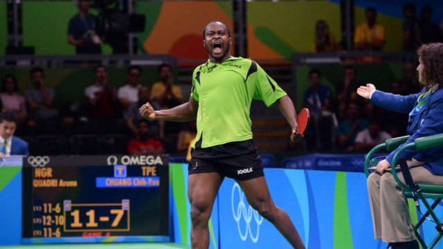 Quadri retains title at 2019 ITTF Challenge Plus Nigeria Open