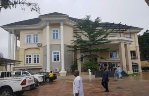 EFCC hands over Badeh's forfeited 13-bedroom property to NEDC
