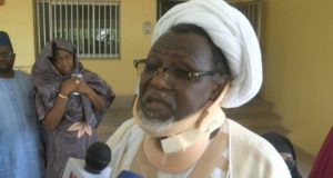 Medical leave: El-Zakzaky speaks on decision to return home from India