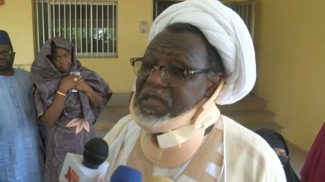Alleged culpable homicide: El-Zakzaky pleads not guilty in Kaduna