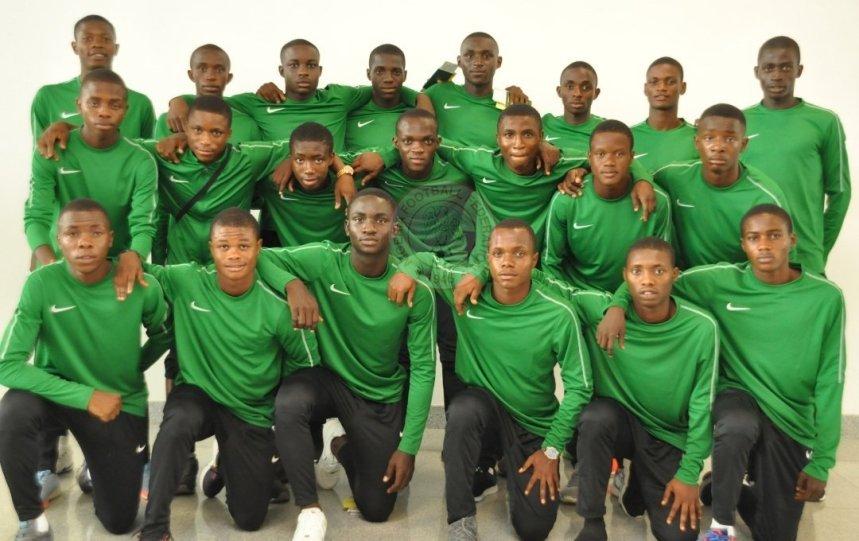 WAFU U-17: Golden Eaglets draw 1-1 with Ghana, qualification dicey