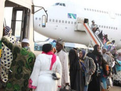 2,737 Nigerian pilgrims return home after 2019 hajj