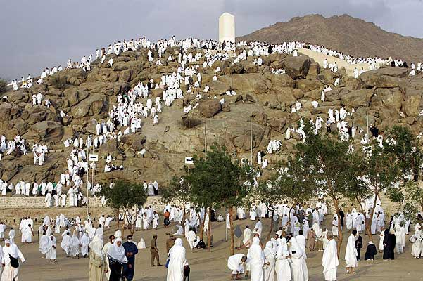 Hajj: Muna wears new look for pilgrims ahead of Arafat