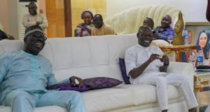 Surprise visit: What Obaseki told Oshiomhole, and the response