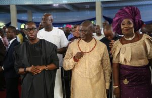 Seek wisdom of God to succeed, Okowa urges office holders