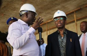 Adhere to projects timelines, Okowa warns contractors