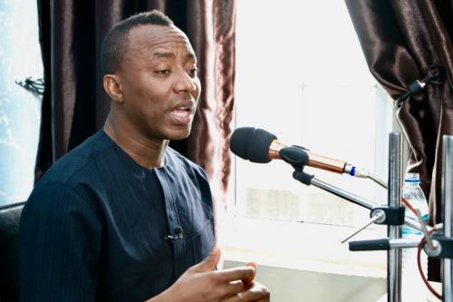 Sowore:  Court summons DSS DG, AGF over rights violation