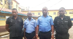 Extra-judicial killings: Four policemen dismissed, remanded in prison