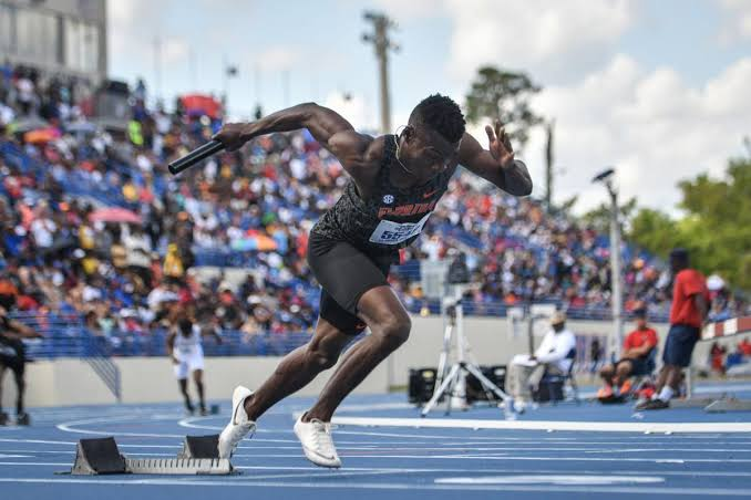 Okowa hails Raymond Ekevwo for emerging Africa's fastest man
