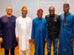 Retreat: Character is key to success of leaders in Lagos, Tinubu advises