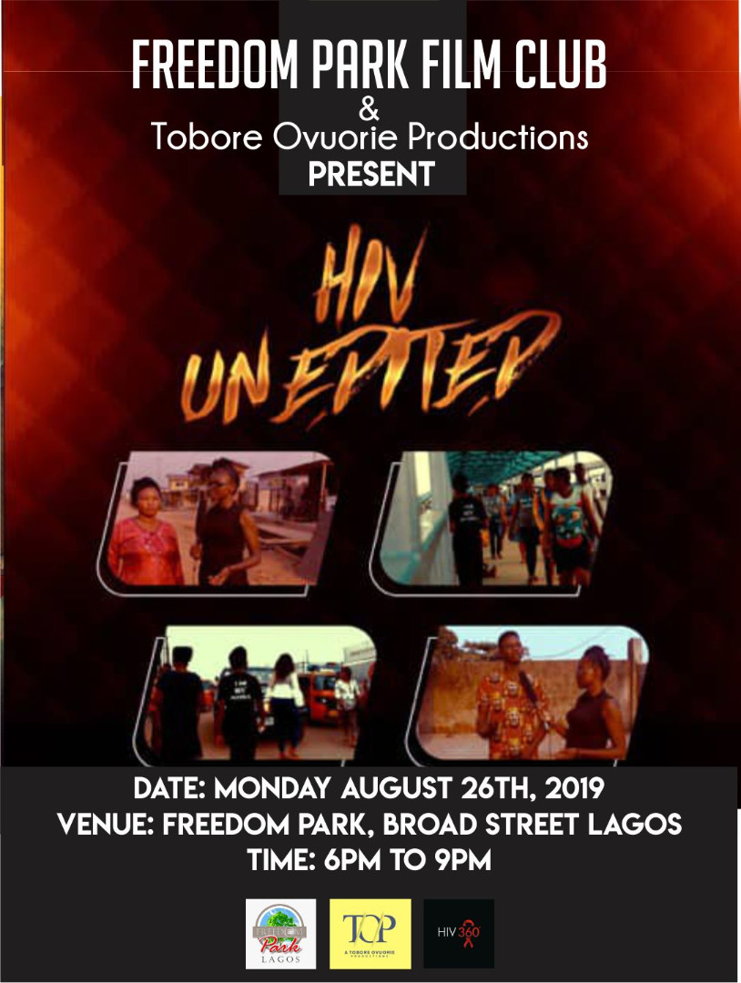 Tobore Ovuorie's four films on HIV for preview in Lagos Monday