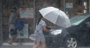 Typhoon forces evacuations, cancellation of flights in eastern China