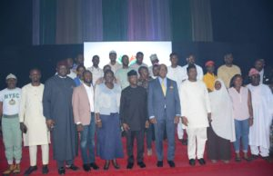 PHOTO NEWS: Faces at unveiling of Ogun State Job Portal