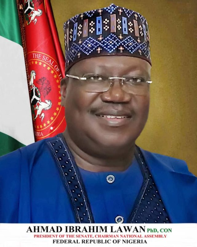 Lawan urges Service Chiefs to repel attacks, assault by bandits