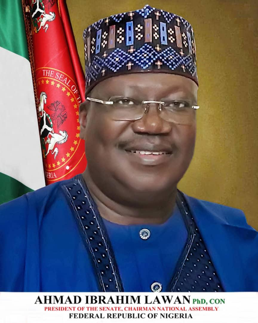 Lawan charges media on constitutional role